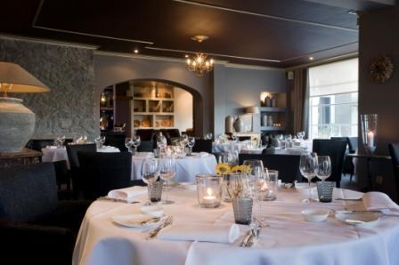 Heerlijk restaurant for Moderne kookstijl