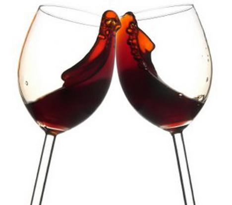 goede rode wijn