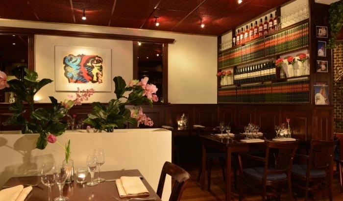 Restaurant De Bourgondier In Hengelo