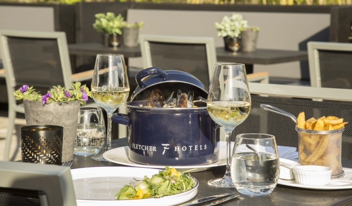 Restaurants In Huizen : Restaurant j restaurant by fletcher in huizen