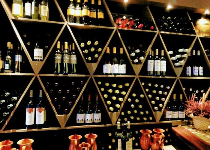 De aansluiting Bar Pomona