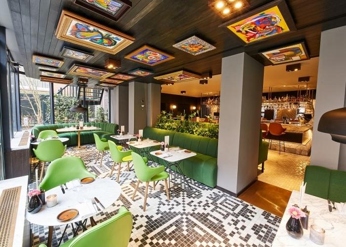 Of je gaat even romantisch uit eten bij The Grand in Amsterdam voor €25,- p.p.