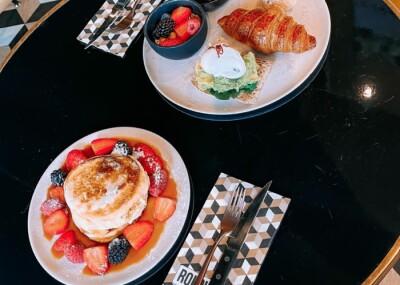 Overnachting & ontbijt bij Rolph's Deli