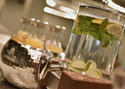 Overnachting inclusief ontbijt en een drankje in de bar!